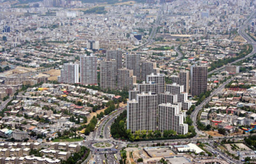 Iran's capital Teheran.