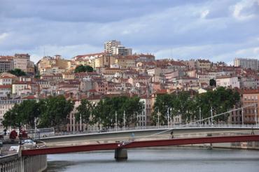 French city Lyons.