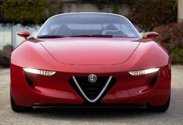 Pininfarina Alfa Romeo 2uettottanta.