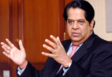 K V Kamath, ICICI Bank & Infosys chairman.