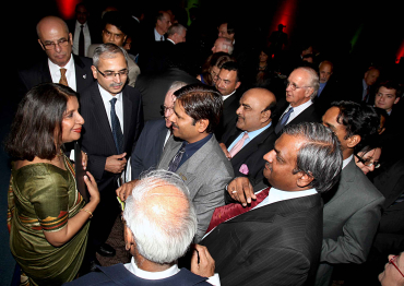 Rao says she values the US-India Business Council role.