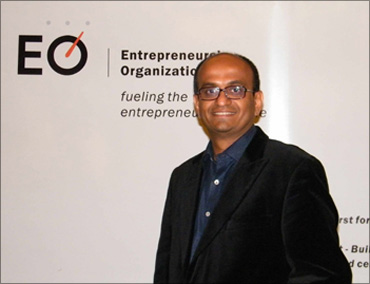 Annush Ramasamy, programme director, South Asia, Global Student Entrepreneur Awards.