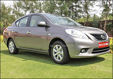 Nissan Motor Commercially Launched Its Eagerly Awaited Mid Size Sedan Nissan  Sunny At A Very Attractive Price.
