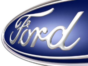 The Ford logo.