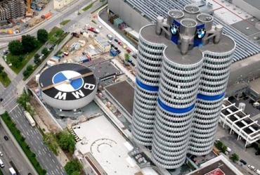BMW produces motorcycles under BMW Motorrad and Husqvarna brands.