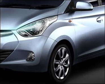 Rs 2.5-lakh Hyundai Eon may take India by a storm