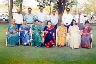 The Kirloskar family