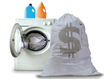 A survey has been conducted on the fight against money laundering.