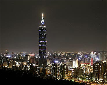 Taiwan is preparing for the age of high oil prices.