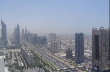 Dubai often serves as the head office for higher-level decision-making.