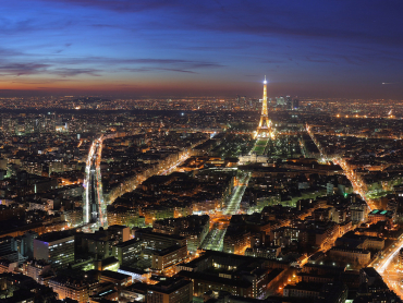 Paris plays host to offices of many front-office business functions.