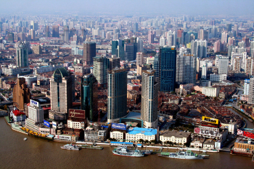 Its location gives companies easy access to China's manufacturing base.