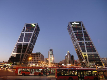 The city is home to Telefonica, Europe's second-largest phone company.