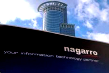 Nagarro Software.