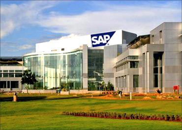 SAP Labs India.