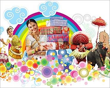 Kerala Shopping Festival.