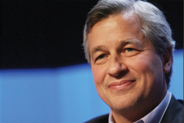 Jamie Dimon is the CEO of JP Morgan Chase.