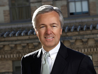 John Stumpf is the CEO of Wells Fargo.