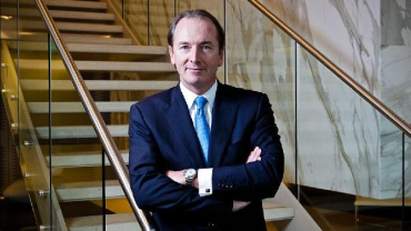 James Gorman is the CEO of Morgan Stanley.