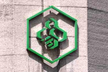 Caisse centrale Desjardins logo.