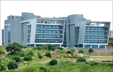The new Virtusa campus in Hyderabad.