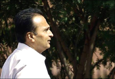 Anil Ambani, chairman of s Reliance ADA group.
