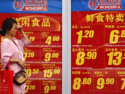 Growth of middle class sluggish in China
