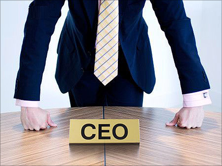 Why do top bosses feel lonely?