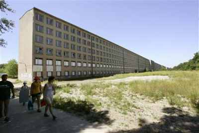 Nazi holiday resort