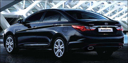 All about the stunning Hyundai Sonata