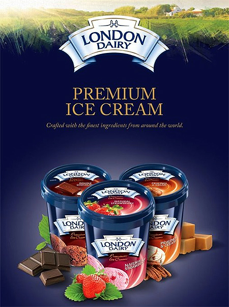 Courtesy, London Dairy via Facebook.