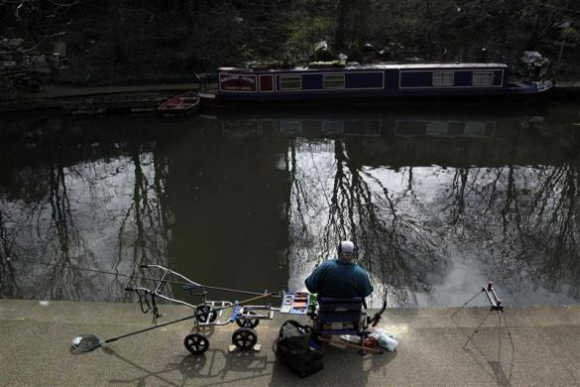 Stunning images of London's Little Venice