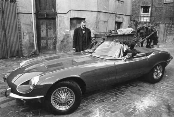 World's most beautiful classic cars