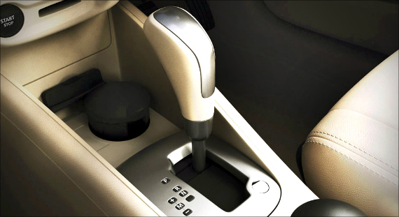 Renault Fluence interiors.