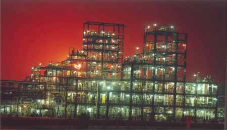 Haldia Petrochemicals was Jyoti Basu's showcase project.