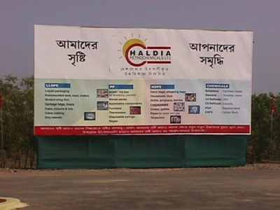 No end in sight in battle over Haldia