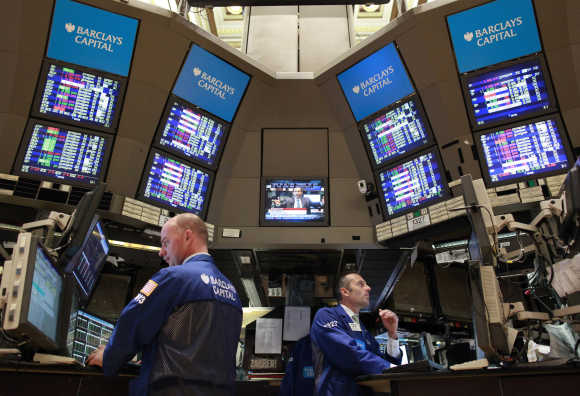 Unsual images of stock exchanges