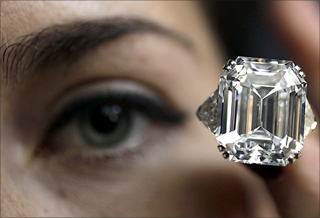 IMAGES: Dazzling diamonds from across the globe