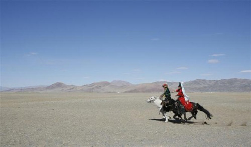A tour across the magical land of Mongolia
