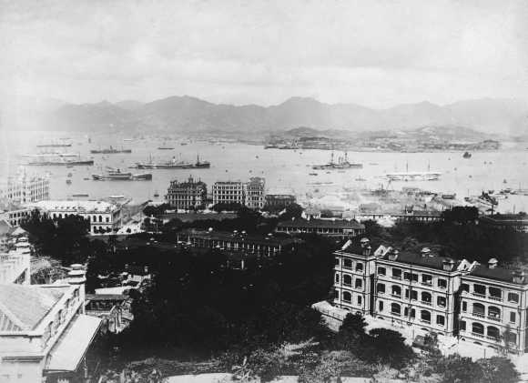 When Hong Kong fuelled Britain's economy