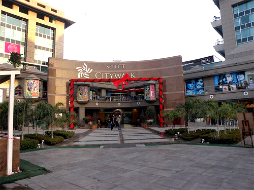 Select City Walk, New Delhi.
