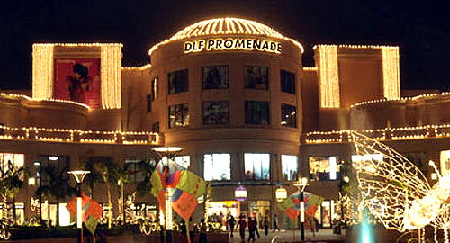 DLF Place, New Delhi.