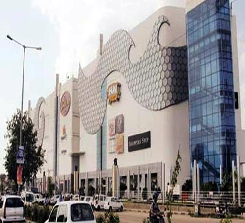 Triton Mall, Jaipur.