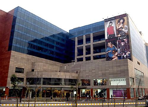 Ambience Mall, Gurgoan.
