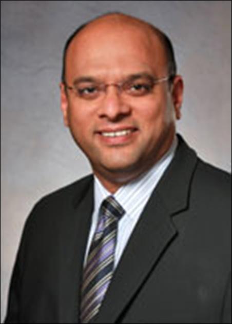 Shashank Samant, president, GlobalLogic.