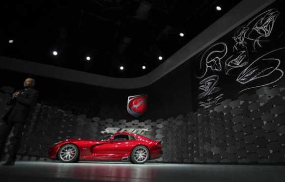Amazing photos of New York Auto Show