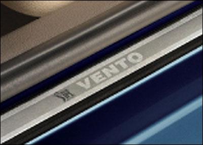 The IPL II edition of Volkswagen Vento