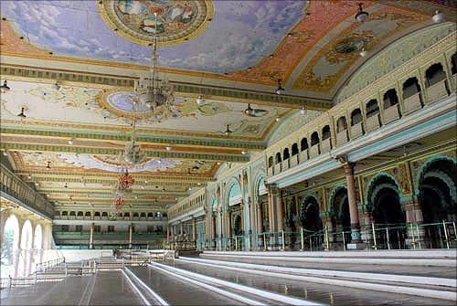 Public Durbar Hall.