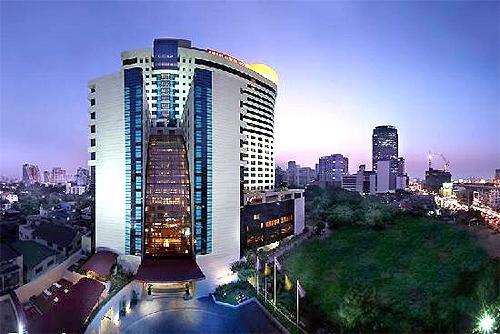 Amari Atrium Hotel.
