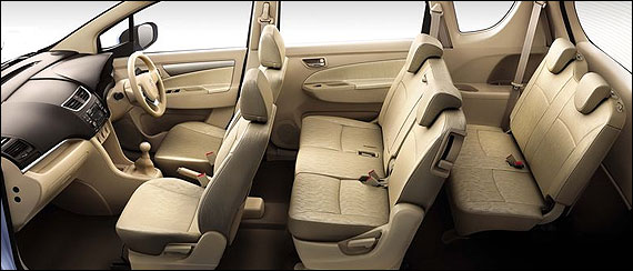 Maruti to launch Ertiga to take on Toyota's Innova